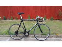 MENS GENTS ADULTS AMMACO RACING 700CC WHEEL 25 INCH FRAME 14 SPEED BIKE BICYCLE