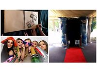 PHOTOBOOTH HIRE LONDON, ESSEX** Weddings, Birthday's, Bah Mitzvahs **PHOTO BOOTH FROM ONLY £285**