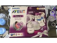 Philips Avon breastfeeding support set