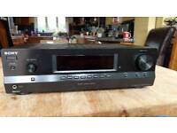 Sony STR-DH100 stereo amplifier/FM/AM receiver