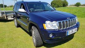 Jeep Grand Cherokee Overland 2006