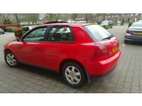 Audi A3 1.6 Sport Coupe Sun Roof Drives Well
