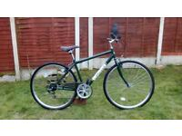 Adult, Real, Clifton. Hybrid/trekking bike. Serviced ready to ride.