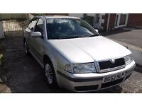 Skoda Octavia 1.9Tdi. Great runner. 50+mpg.
