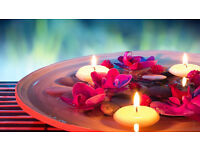 No 1 Full body massage in Hanham-enjoy an energising and relaxing experience