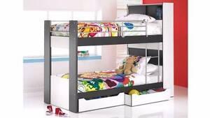 Double deck bunk bed Granville Parramatta Area Preview