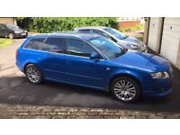 Audi A4 Avant, lovely colour fantastic bodywork, looked after