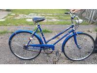 PUCH vintage bike