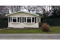 Homeseeker Mendip 40' x 20' Twin Unit Park Home 1994