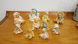 Collection of Cherished Teddies