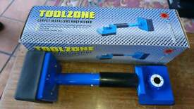 Toolzone carpet installer knee kicker