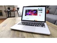 Macbook Pro 13 i5 2.5/8GB/256GB SSD HD4000 1536Mb Vram Sierra Mac Office 2017 Boxed Mint!