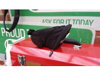 TOPECK expandable saddle bag