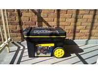 New Stanley Pro mobile tool chest,