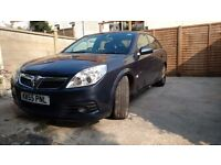 Vauxhall Vectra CDTi Elite - Top of the Range - Low Milage - Heated leather seats, GPS, etc.