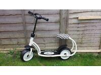 Scooter bike