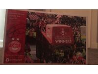 Aberdeen Football Club Parade Bus Lego Kit (Limited Edition)