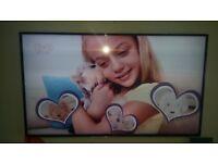 "Samsung 55"" smart led TV for sale in Hounslow, London"