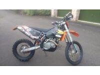 KTM 450excf