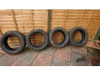 GOODYEAR 225/50 R17 Run Flat Summer tyres