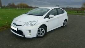 TOYOTA PRIUS HYBRID T3 FULL SERVICE HISTORY FROM TOYOTA