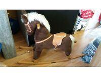 Mamas and Papas ROCKING HORSE 1-6years