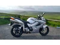 Motorbike. Honda VFR 800.