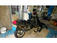 Suzuki GSX750 F (Project or spares)