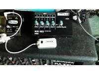 Baird electronics PA amp