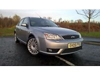 FORD MONDEO 2.2 TDCI ST WITH FULL SERVICE HISTORY AND LOW MILES