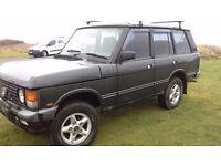 range rover classic v8 on lpg