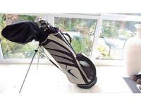 Lynx & Hippo Ladies Golf Club Full Set with Bag & Folding Trolley