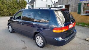 2004 Honda Odyssey 2 Year Warranty Included EX-L, Pwr Doors, DVD Cambridge Kitchener Area image 3