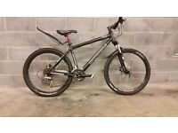 FULLY SERVICED MTB CANNONDALE F5 WITH HYDRAULIC BRAKES BIKE(NICE PRESENT FOR SOR CHRISTMAS)