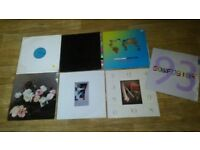 7 x 12 inch/ LP new order - mega mix blue monday confusion thieves like us power