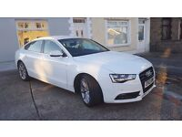Audi A5 2013 FSH very good condition one lady owner from new 54k miles.