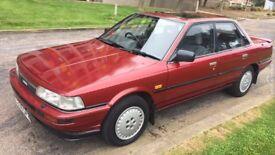 1990 Toyota Camry 2.0 GLi Toyota Service History Rare Classic