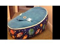 Bean bag planet baby bean chair