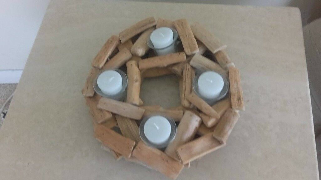 Handmade Candle Holder