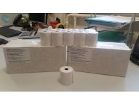 51 Thermal Rolls - to be used for tills/ PDQ's