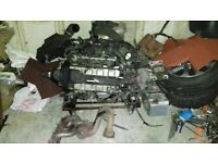ford focus st170 engine and 6 speed gearbox