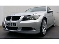 2008 | BMW 3 Series 2.0 320d SE 4dr | AA Checked | Automatic | Diesel | 3 Months Warranty |