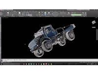 AUTODESK AUTOCAD 2018 PC MAC: