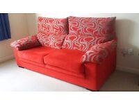 Design sofa (3 seater size)