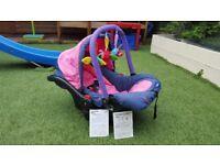 Juniors Baby Car Seat 0 to 13kg