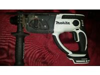 Makita SDS Hammer Drill Cordless + Battery (3ah) Li