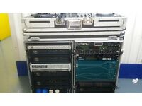 Complete Professional/DJ Sound System (full working order like new)