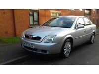 Vauxhall Vectra. Superb. Low mileage. 12 months Mot. Full Service history