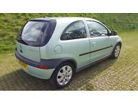 2002 VAUXHALL CORSA 1.2,ONLY 91 GENUINE MILES,3 DOORS,MOT 04/ 2018,CLEAN CAR,HPI CLEAR