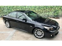 Bmw 540i M Sport Automatic V8 1 Owner 85K Low Mileage 56 Reg Lovely Combination E60